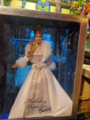 2000 holiday Barbie in box for Sale in Fresno, CA