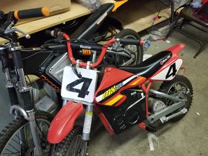 Razor 500 MX Electric pit dirt bike and Scooter package for Sale in Chicago, IL
