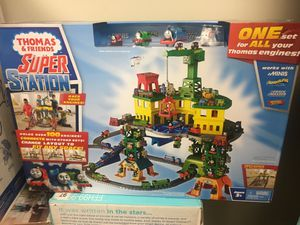 Thomas & Friends Super Station for Sale in Irvine, CA
