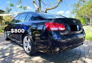 2010🍀Lexus GS Sedan🍀Loaded RWD No Issues-For Sale!!!-$800 for Sale in Anaheim, CA