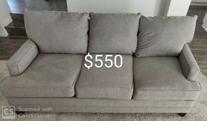 Gray sofa/couch for Sale in Chino, CA