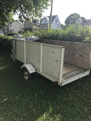 4x10 Trailer home made good shape. $400.00 clean title for Sale in Baltimore, MD