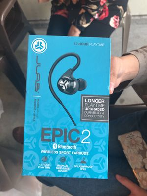 Wireless sport earbuds for Sale in Mesquite, TX