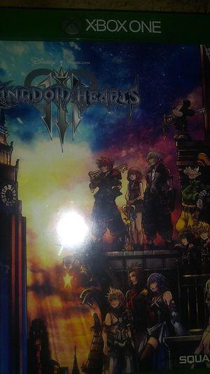 Kingdom hearts 3 for Sale in North Las Vegas, NV
