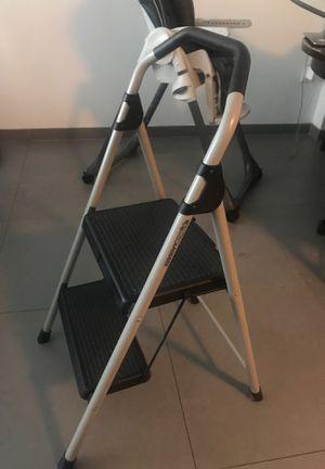 Gorilla 2 step ladder for Sale in Miami Beach, FL