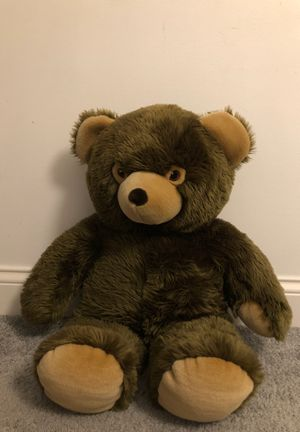 big brown plush teddy bear for Sale in Lombard, IL