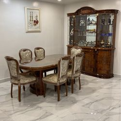 Italian Style Dining Room Set for Sale in Brooklyn,  NY