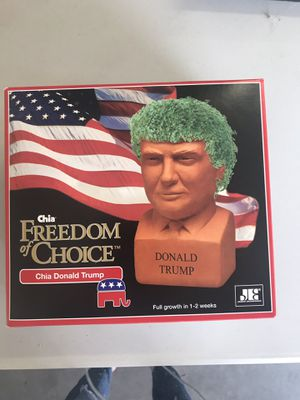 Donald trump chia statue for Sale in Gilbert, AZ