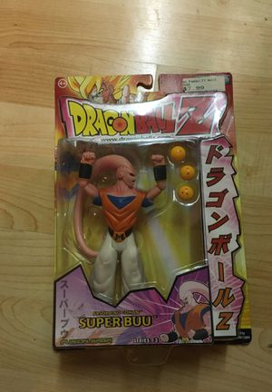 Dragon ball z absorbing gohan super Buu fusion saga action figure series 13 jacks pacific 2003 for Sale in Oakley, CA