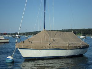 Canvas boat cover for Sale in Marina del Rey, CA