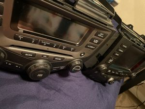 2003-2007 Accord Stock stereo and upgraded Navigation system with the stereo for Sale in Del Rey, CA