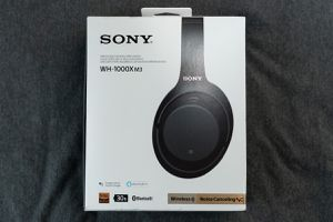 Sony WH-1000XM3 Wireless Noise Cancelling Headphones for Sale in Washington, DC
