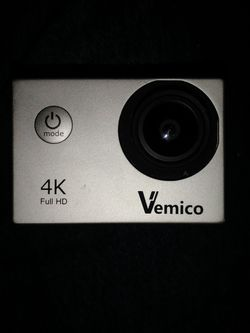 Vemico 4K Action Camera Full HD for Sale in San Diego,  CA