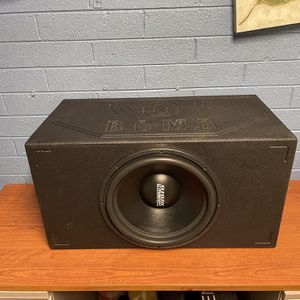 "300$ 15"" 750rms 1500peak for Sale in Phoenix, AZ"