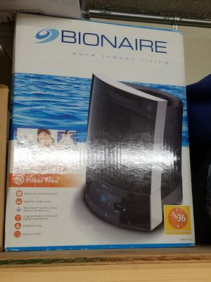 Bionaire humidifier for Sale in Kent, WA
