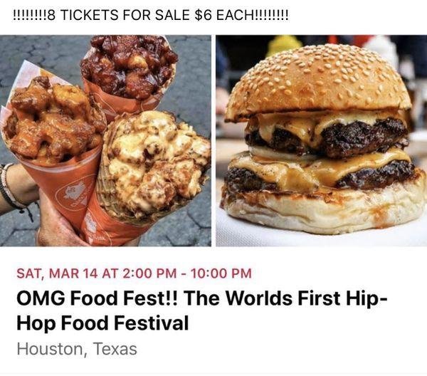 HIP HOP FOOD FESTIVAL