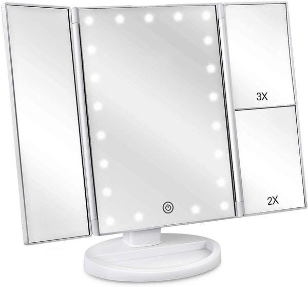 DeWeisn LED Makeup Mirror