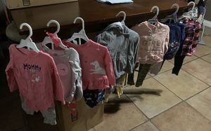 7- long sleeve winter outfits. carters /24 months for Sale in La Verne, CA