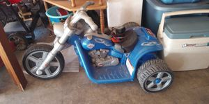 Harley Davidson motorcycle for kids for Sale in Del Valle, TX