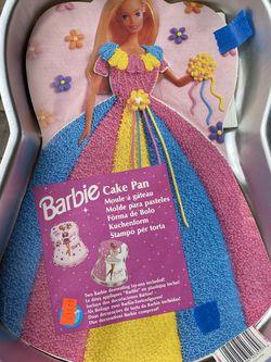 Barbie Cake Pan for Sale in Menlo Park,  CA