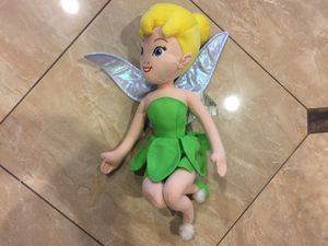 "Disney's ""Tinkerbell"" Stuffed Toy for Sale in North Las Vegas, NV"