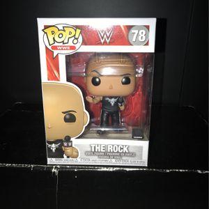 FUNKO POP WWE THE ROCK for Sale in Pico Rivera, CA