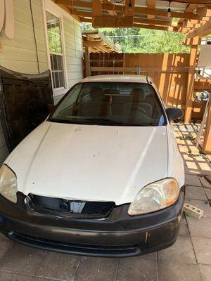 2000 Honda Civic cx for Sale in Austell, GA