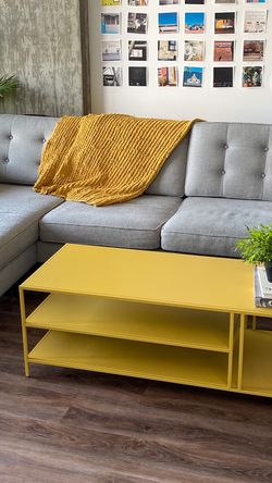 West Elm Reversible Sectional for Sale in Portland,  OR