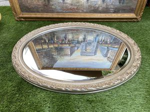 Oval mirror for Sale in Hacienda Heights, CA