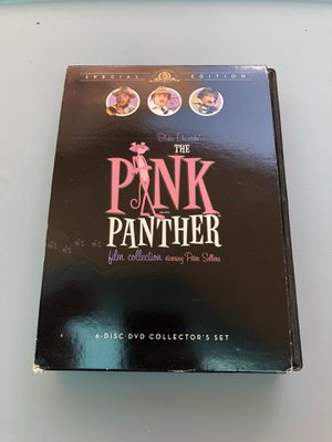 The Pink Panther Film Collection on DVD for Sale in Houston, TX
