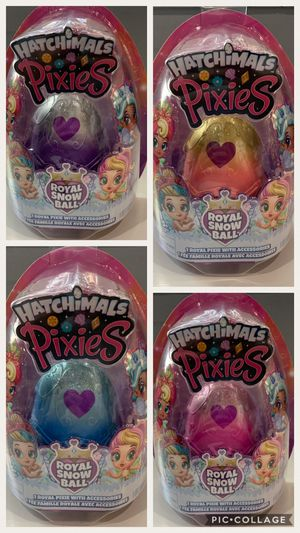 Brand New! Hatchimals Pixies, 2.5-Inch Collectibles Doll for Sale in Fountain Valley, CA