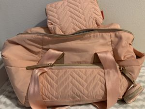 Diaper Bag in Exclusive Rose Skiphop for Sale in Miami, FL