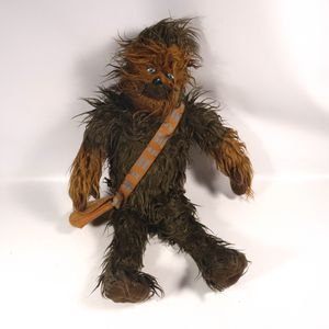 "7""x24"" Tall Star Wars Stuffed Animal Plushie Chewbacca Toy Plush for Sale in Mesa, AZ"