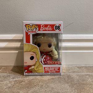Barbie Funko POP Target Exclusive Holiday Barbie 1988 for Sale in Cerritos, CA