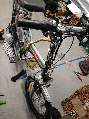 6 speed 20 inch 36 Volt Electric Bike for Sale in Virginia Beach, VA