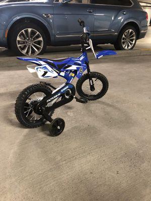"12"" Yamaha Moto Child's BMX Bike for Sale in Bellevue, WA"