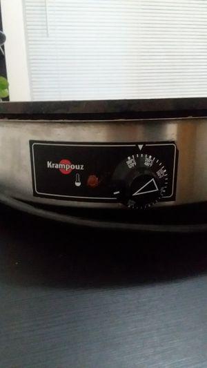 Krampouz Professional Crepe Maker for Sale in Portland, OR