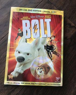 Disney bolt dvd for Sale in Oakley, CA