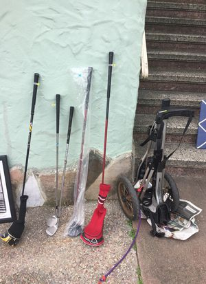 Various Golf clubs for Sale in San Francisco, CA