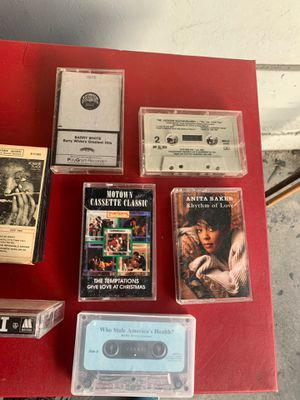 Cassettes lot for Sale in Los Angeles, CA
