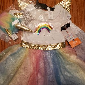Unicorn Rainbow Outfit for Sale in Newburgh Heights, OH