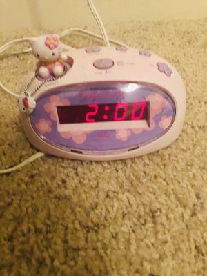 Hello Kitty Alarm Clock for Sale in Garner, NC