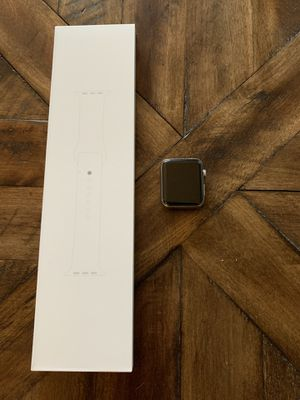 Apple Watch Series 2, 42mm, Stainless Steel, Sport Band for Sale in San Diego, CA