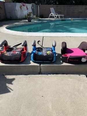 Car seat boosters for Sale in Chula Vista, CA
