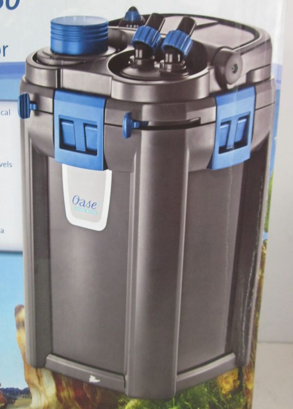 OASE BioMaster Thermo 350 External Canister Filter with Heater