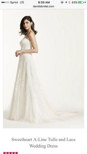 Wedding dress for Sale in Ashburn, VA