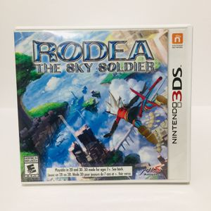 Rodea the Sky Soldier Nintendo 3DS/2DS for Sale in Mill Creek, WA