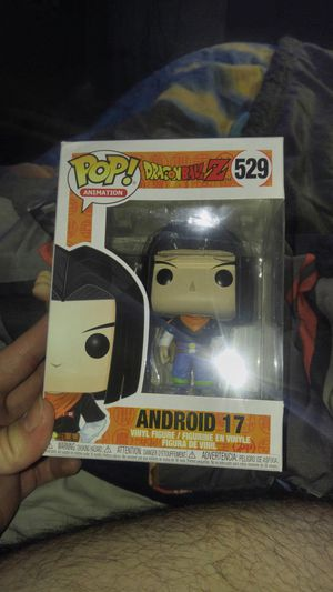 Funko Pop Dragonball Z Android 17 Vinyl Figure, DRM181115 for Sale in South Farmingdale, NY