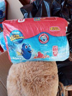 8 Packs Little Swimmers 3 Packs Splashers for Sale in Charlotte, NC