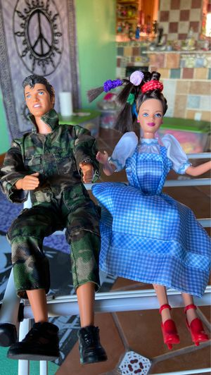 Collectibles Barbie and ken dolls for Sale in Hollywood, FL